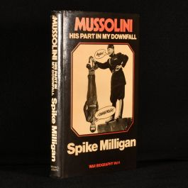 1978 Mussolini: His Part in my Downfall