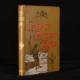 1904 Lays of Ancient Rome