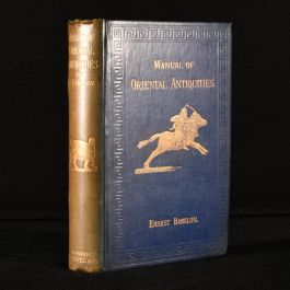 1906 Manual of Oriental Antiquities