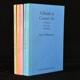 1988 The Henry Williamson Society Publications