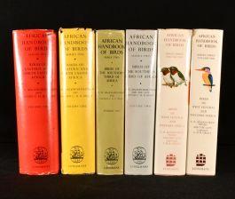 1952 African Handbook of Birds