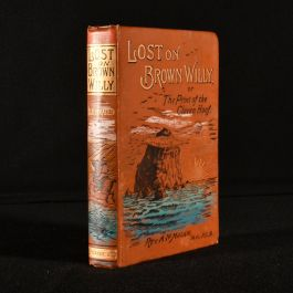 1890 Lost on Brown Willy, or, the Print of the Cloven Hoof