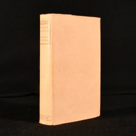 1934 Centenary Edition William Morris Stories in Prose Stories in Verse Shorter Poems