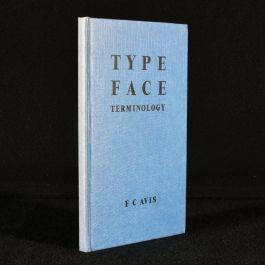 1965 Type Face Terminology