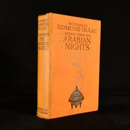 c1907 Stories From the Arabian Nights