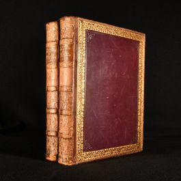 1814 The Border Antiquities of England and Scotland