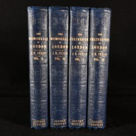 1847-50 London and its Celebrities & Literary and Historical Memorials of London