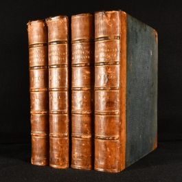 1831 A Topographical Dictionary of England