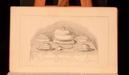 1849 Instructions in Household Matters Domestic Service Servant Cleaning Cookery