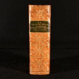 1819 La Sainte Bible contenant le Vieux et le Nouveau Testament
