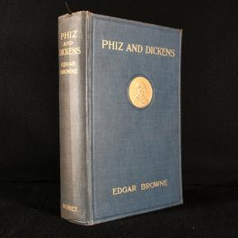 1913 Phiz and Dickens