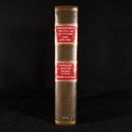 1809 A General Collection of the Best and Most Interesting Voyages and Travels