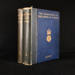 1916 Inventory and Survey of the Armouries of the Tower of London