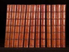 1835 12vol Portraits of Illustrious Personages in Great Britian Edmund Lodge