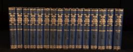 1878 16vol The Works of Thomas de Quincey Opium Eater Illustrated