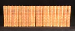 1878 19vols The Works of George Eliot Cabinet Edition Bound by Riviere