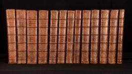 1807-9 13vol HOLINSHED Grafton Monstrelet CHRONICLES