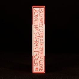 2005 Extremely Loud and Incredibly Close Jonathan Safran Foer Signed First Ed