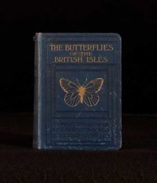 c1928 The Butterflies of the British Isles by Richard South Illustrated