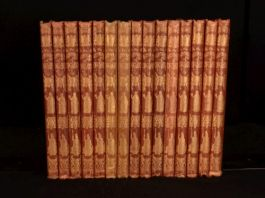 c1877 15vol The History Of England By D Hume, T Smollett Dr E Farr and E H Nolan