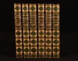 1932-37 6vol T Gwynn Jones Novels in Welsh Caniadau Manion Sangorski Sutcliffe