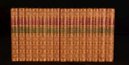 1862-3 15vol The Works of Thomas de Quincey Essays Opium Eater