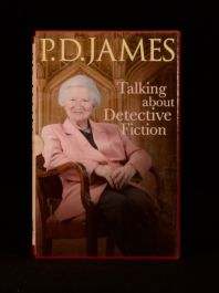 2009 P.D. James Talking About Detective Fiction Limited Edition Signed