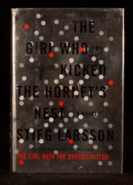 2010 The Girl Who Kicked the Hornet's Nest First Edition Stieg Larsson