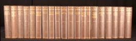 1906/1907 20Vols Limited Edition Robert Louis Stevenson Complete Works Gosse