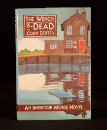 1989 Colin Dexter The Wench Is Dead Inspector Morse Crime First Edition