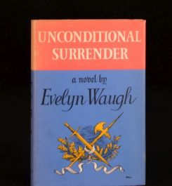 1961 Unconditional Surrender Evelyn Waugh First Edition
