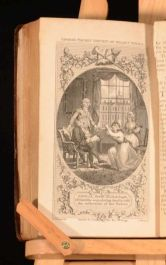 1793 3 Vol Amelia Henry Fielding Illustrated Early Edition