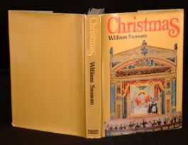 1968 Christmas William Sansom First Edition in Dustwrapper Colour Illustrations