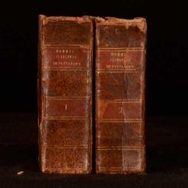 1621 Les Vies Des Hommes Illustres Grecs et Romains, Comparees l'une avec L'autre