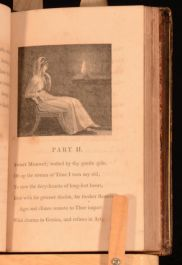 1806 The Pleasures Of Memory With Other Poems Samuel Rogers