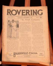 1924-5 26vol Rovering Outdoor Magazine for Boys Scouting A L Haydon