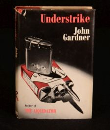 1965 Understrike John Gardner First Edition