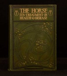1905 The Horse Talwin Morris Sample Book  Design Plates