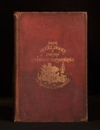 1871 The Spanish Commercial J T Dann English Grammatical & Idiomatic Notes Table