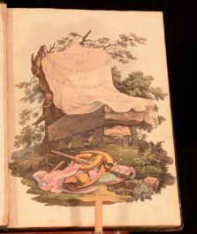 1815 The Costume of the Original Inhabitants Colour Plates S R Meyrick C H Smith