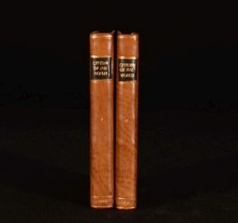 1774 2vol The Citizen of the World Oliver Goldsmith Social Commmentary