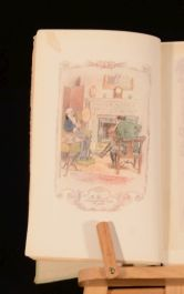 1907-1909 4vols The Series of English Idylls Jane Austen Illustrated Emma