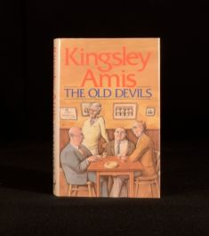 1986 The Old Devils by Kingsley Amis First Edition