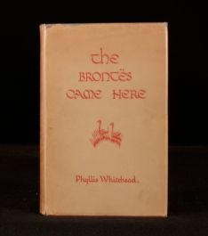 c1963 The Brontes Came Here by Phyllis Whitehead