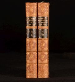 1888 2 Vol Charles Kingsley His Letters And Memories Of His Life English