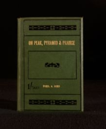c1916 On Peak, Pyramid and Prairie by Fred A Rees