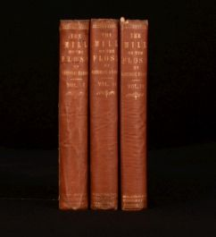 1860 3Vol The Mill on the Floss George Eliot First Edition