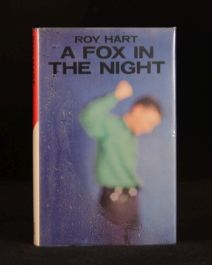 1988 A Fox in the Night Roy Hart First Edition in Dustwrapper
