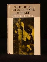 1964 The Great Shakespeare Jubilee Christian Deelman Theatre Garrick