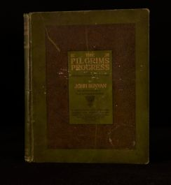 1898 The Pilgrim's Progress John Bunyan H R Haweis Illustated Rhead